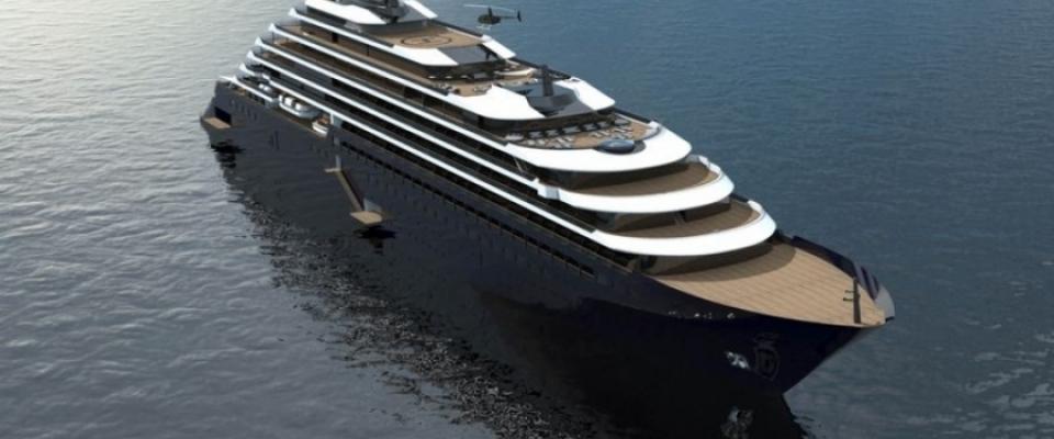 Και τώρα, κρουαζιερόπλοια με την πολυτέλεια των ξενοδοχείων Ριτζ