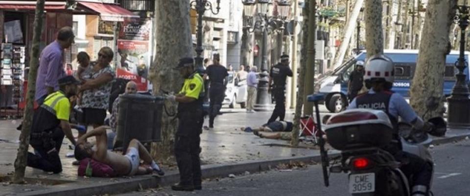 Τρομοκρατική επίθεση στο κέντρο της Βαρκελώνης - πληροφορίες για 13 νεκρούς - Live Εικόνα