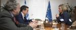 «Η στήριξη της Γερμανίας είναι σαφής και δεδομένη» απάντησε η Μέρκελ για το ζήτημα της τουρκικής προκλητικότητας στο Αιγαίο