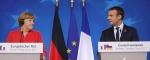 Μακρόν - Μέρκελ: Δεν μιλήσαμε για την Ελλάδα και αυτό είναι καλό