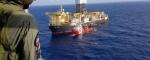 Νέο νταηλίκι από έξι τουρκικά πολεμικά πλοία στο ιταλικό γεωτρύπανο στην Κύπρο – Προσπάθησε το βράδυ να φτάσει στο στόχο και δεν το άφησαν!