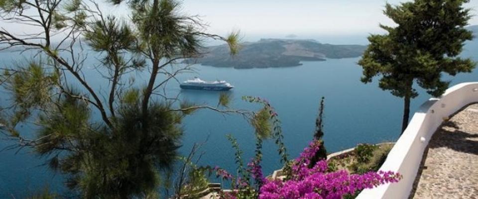 TUI: 20% αύξηση της κρουαζιέρας στην Ελλάδα