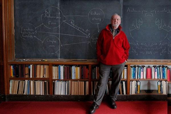 Το «Νόμπελ Μαθηματικών» απονεμήθηκε στον Ρόμπερτ Λάνγκλαντς