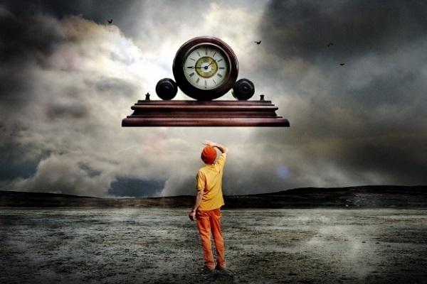 Είσαι ο χρόνος που δίνεις και ο χρόνος που παίρνεις!!