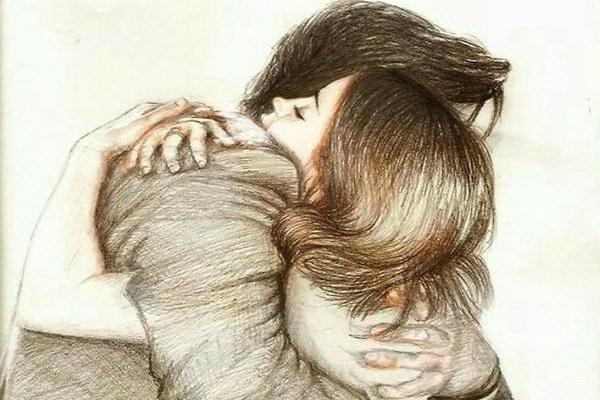 Μια αγκαλιά…