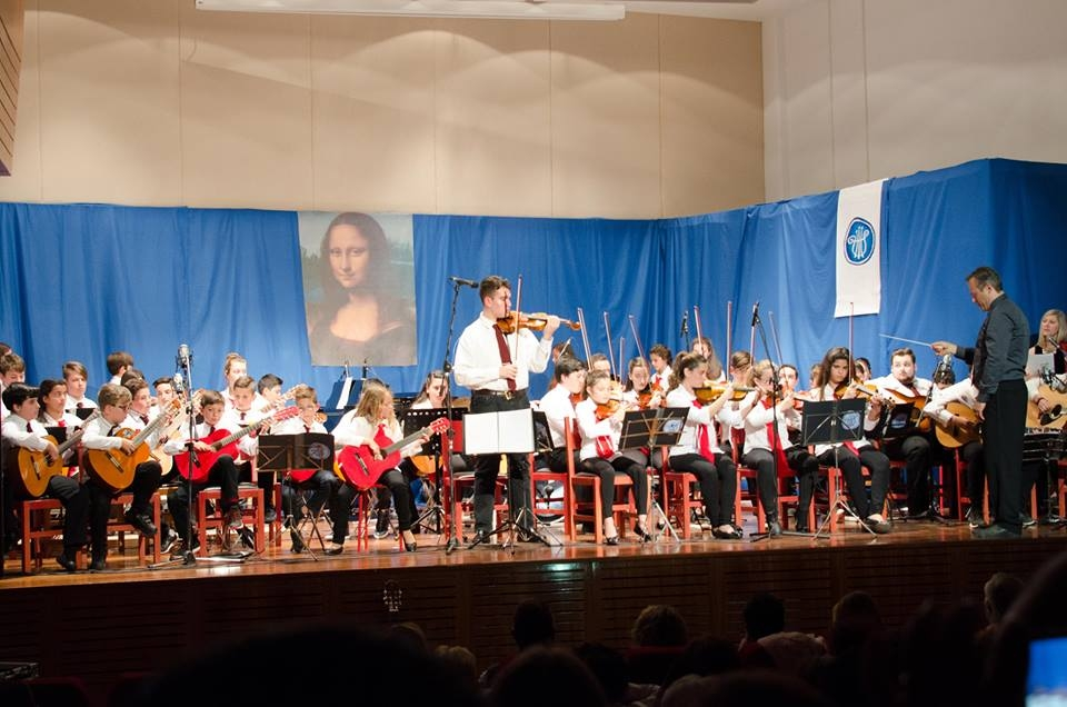Συναυλίες για την ενίσχυση-συντήρηση του Λαογραφικού Μουσείου Μυκόνου με την μουσική σχολή «Δ.Φίνις»
