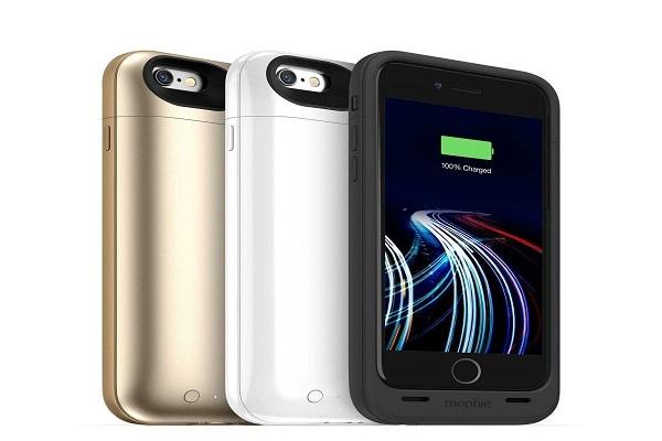 Mophie Juice Pack Air για iPhone 7 / Plus: Προστατευτικές θήκες με ενσωματωμένη μπαταρία και τεχνολογία ασύρματης φόρτισης!
