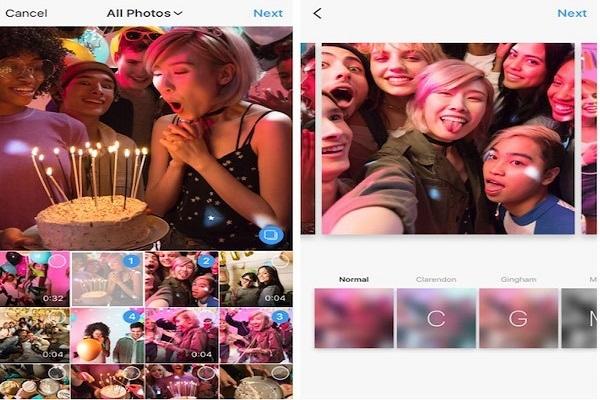 Instagram: Διαθέσιμη σε όλους η λειτουργία Carousel για ανάρτηση έως 10 φωτογραφιών σε ένα album [Video]