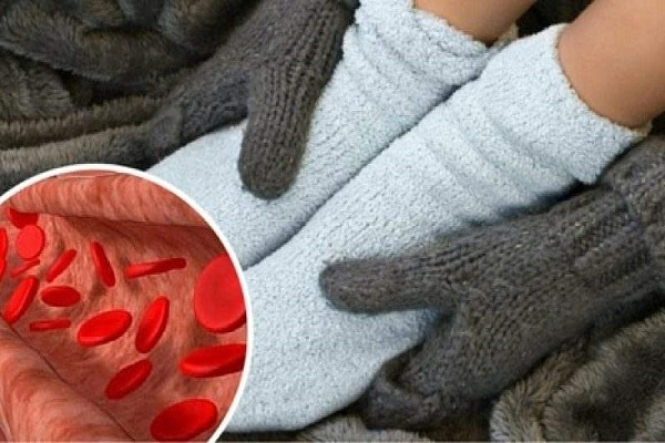 Κρύα πόδια και χέρια: 7 μυστικά για να ζεσταθείτε…