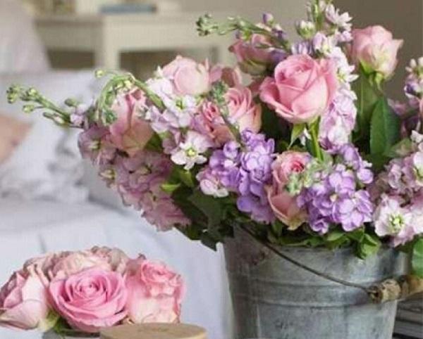 Πώς να διατηρήσετε τα λουλούδια στα βάζα φρέσκα!!