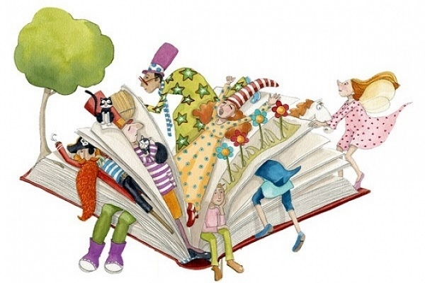 Μυήστε τα παιδιά στο διάβασμα!! Η διαφορετικότητα των ανθρώπων, δε διδάσκεται πουθενά καλύτερα από ότι μέσα από ένα καλό βιβλίο!!