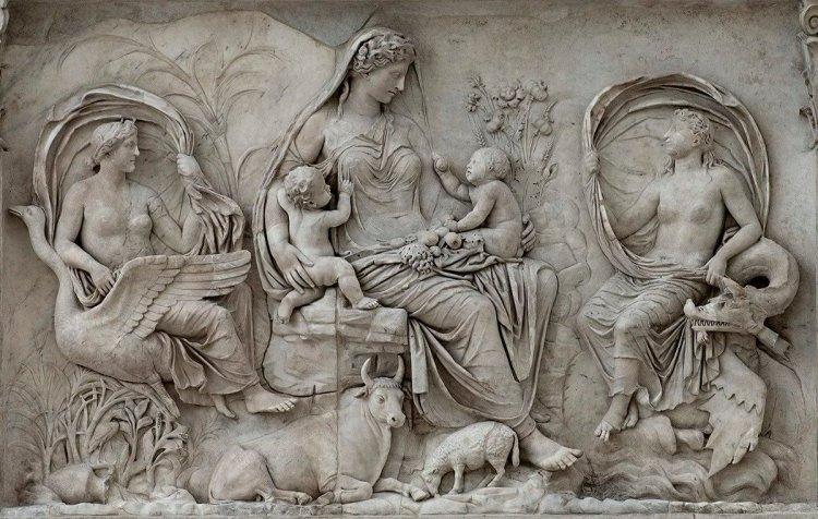 Γιορτή Μητέρας ... Ιστορικό από την Αρχαιότητα μέχρι σήμερα