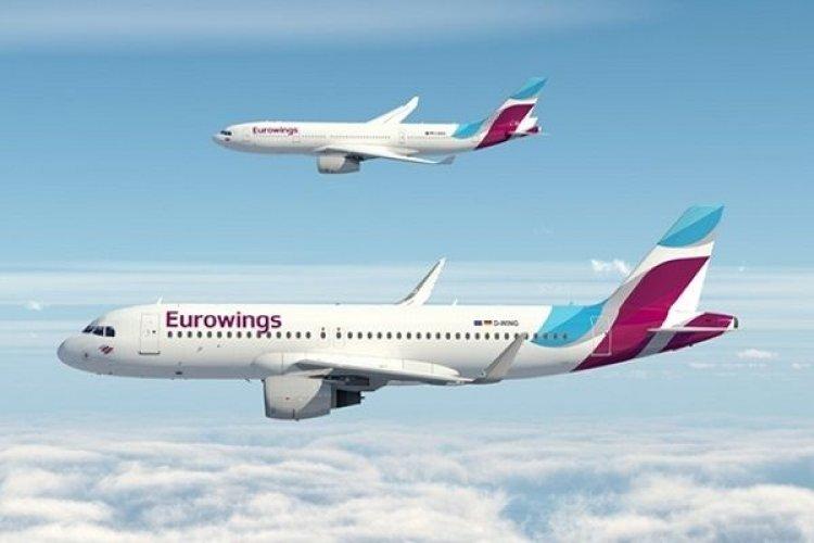Νέα δρομολόγια προς Μύκονο, Σαντορίνη, Κάρπαθο στο θερινό πρόγραμμα πτήσεων της Eurowings