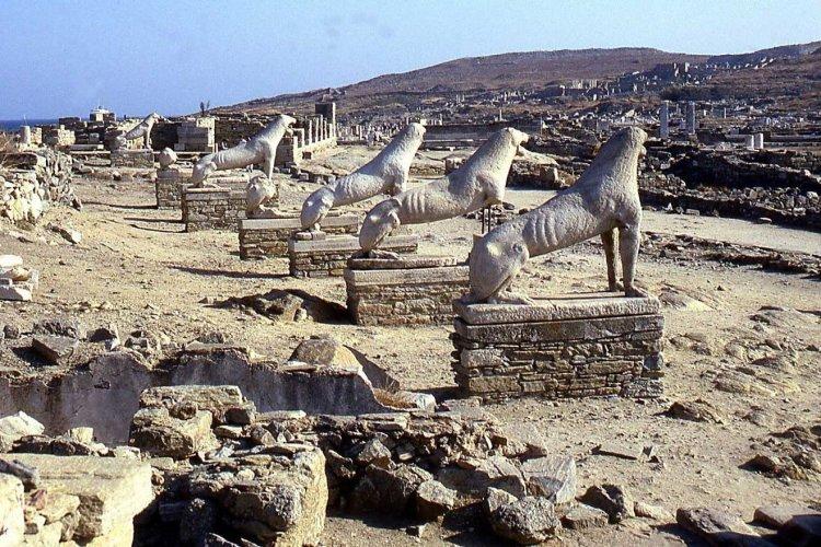 Delos: The uninhabited Greek island full of ancient treasures