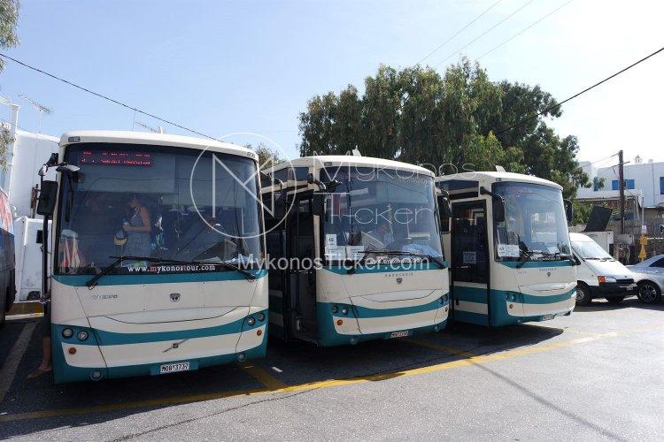 Προς πλήρες άνοιγμα της αγοράς υπεραστικών μεταφορών με ΚΤΕΛ