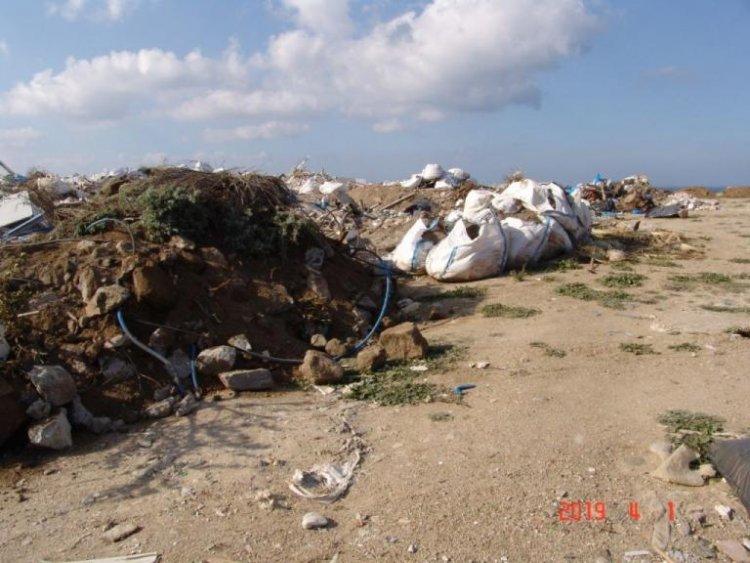 Ενα περιβαλλοντικό έγκλημα στα Μεταλλεία της Μυκόνου