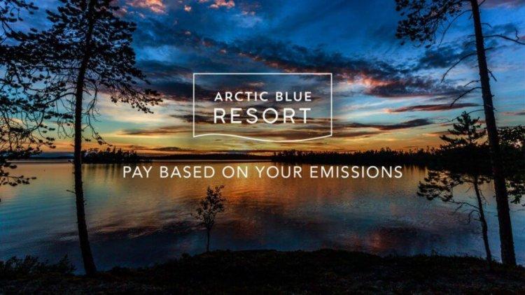 """Το """"Arctic Blue Resort"""" στη Φινλανδία θα χρεώνει με βάση """"Το Αποτύπωμα Άνθρακα"""""""