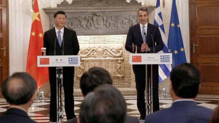 Κ.Μητσοτάκης: Διευρύνουμε τη σχέση μας με την Κίνα, τώρα που η Ελλάδα αναλαμβάνει πρωταγωνιστικό ρόλο ξανά
