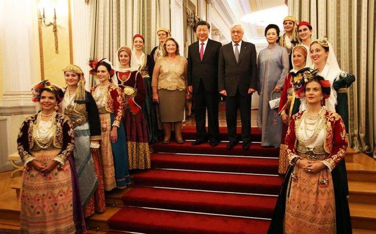 ΠτΔ: Κίνα και Ελλάδα ξεκινούν μια νέα πορεία συμπόρευσης και συνδημιουργίας