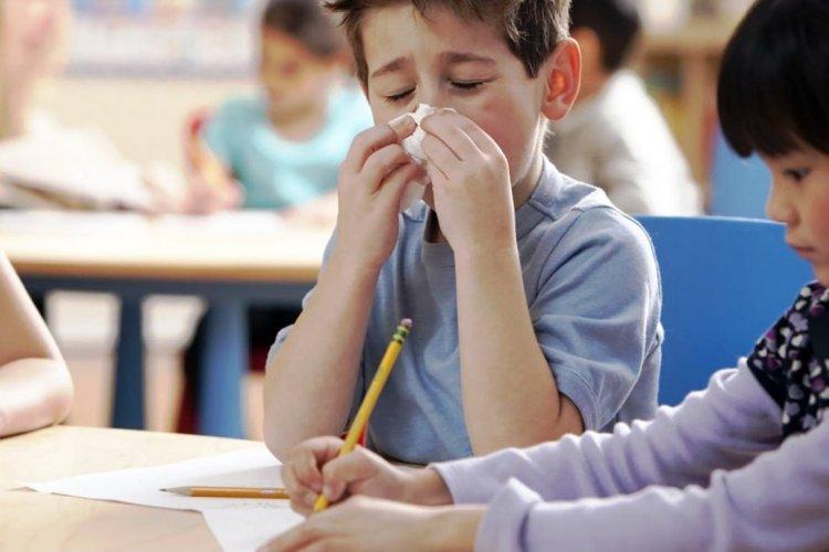 Ιός της Γρίπης: Ενημέρωση και Οδηγίες Προφύλαξης για μαθητές και εκπαιδευτικούς!! Ποια τα συμπτώματα και τι πρέπει να κάνετε!!
