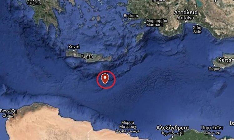 Η Τουρκία ανεβάζοντας τον πήχυ των προκλήσεων εξέδωσε Navtex για άσκηση Νότια της Κρήτης