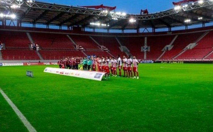 UEFA: Κεκλεισμένων των θυρών, Ολυμπιακός-Γουλβς