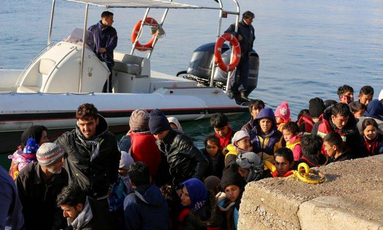 Η ΕΚΥΤ προτείνει τη μεταφορά των μεταναστών από την Κέα σε δομή που να διαθέτει συνθήκες υγιεινής, θέρμανσης, ασφάλειας και γενικά συνθήκες καραντίνας