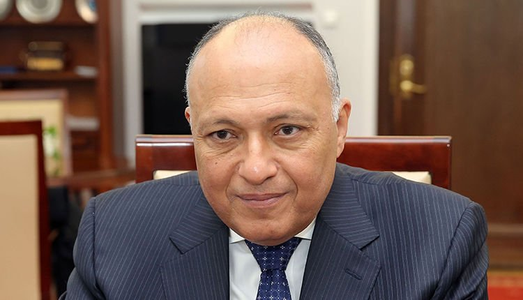 Sameh Shoukry: Η Αίγυπτος δεν θα επιτρέψει σε τρομοκράτες και στρατιωτικές ομάδες να θέσουν υπό τον έλεγχο τους την Λιβύη
