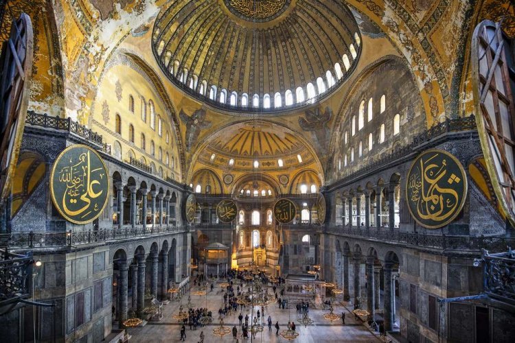 Lost Voices of Hagia Sophia: Έτσι ακούγονταν οι ψαλμωδίες στην Αγία Σοφία πριν 1.000 χρόνια – Έρευνα του Στάνφορντ (videos)