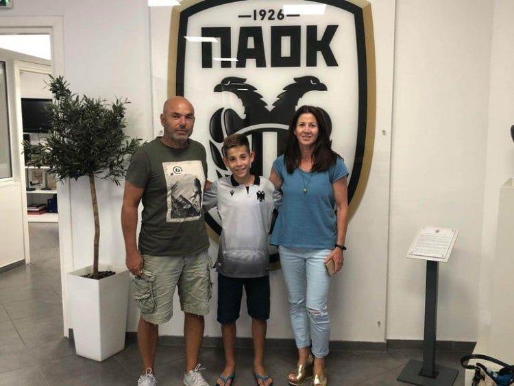 Γιάννης Τσιφούτης: Στον ΠΑΟΚ το κορυφαίο ταλέντο του Ελληνικού ποδοσφαίρου !!