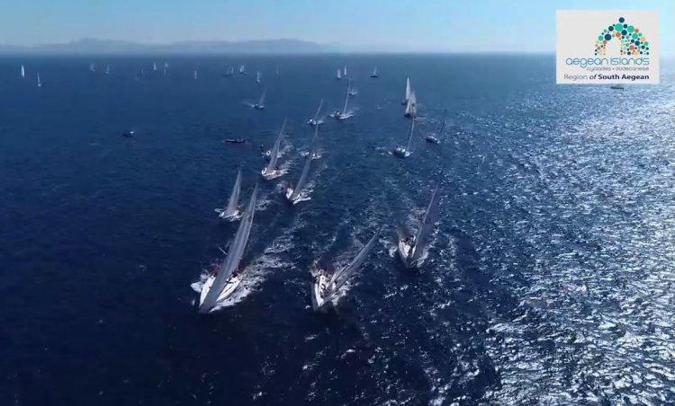 Aegean Islands-Sports Tourism: Νέο διαφημιστικό σποτ της Περιφέρειας για τον Αθλητικό Τουρισμό (video)