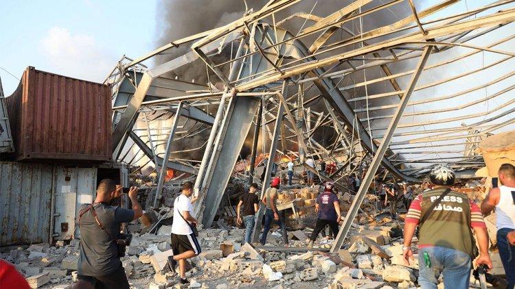 Explosion in Beirut – Βηρυτός: Τουλάχιστον 100 νεκροί και 4.000 τραυματίες μετά από «έκρηξη νιτρικού αμμωνίου»
