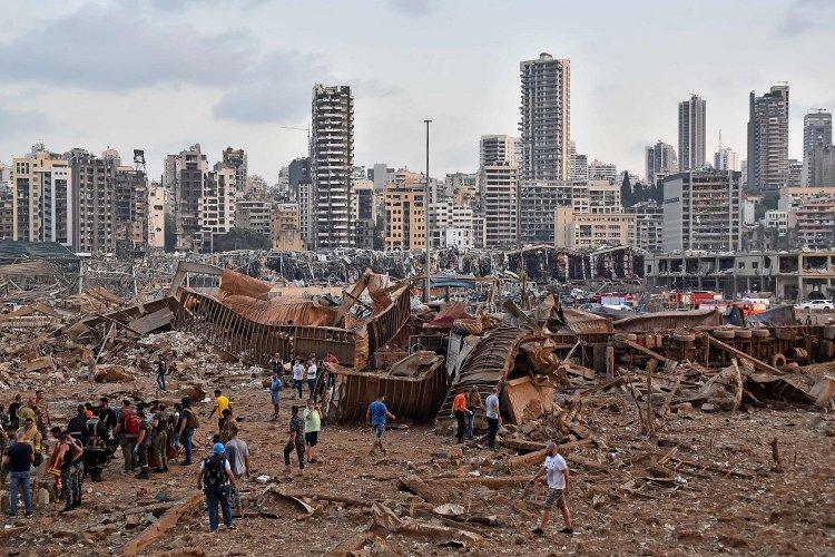 """Beirut Explosion – Βηρυτός: Πληροφορίες για Έλληνα νεκρό – """"Υπάρχουν και δύο τραυματίες"""""""