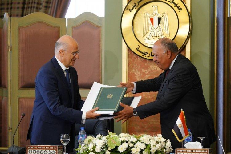 Greece-Egypt EEZ deal: Το κείμενο με τα πέντε Άρθρα της συμφωνίας Ελλάδας – Αιγύπτου για την ΑΟΖ [Έγγραφο]