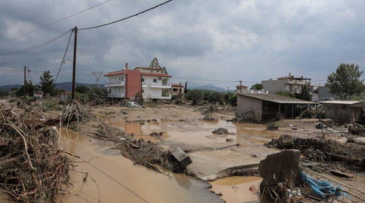 Θεομηνία στην Εύβοια: Πέντε νεκροί και δύο αγνοούμενοι από τις πλημμύρες