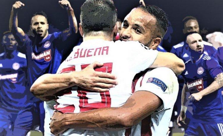 UEFA Champions League play-off : Με τον νικητή του ζευγαριού Ομόνοια – Ερυθρός Αστέρας κληρώθηκε ο Ολυμπιακός!