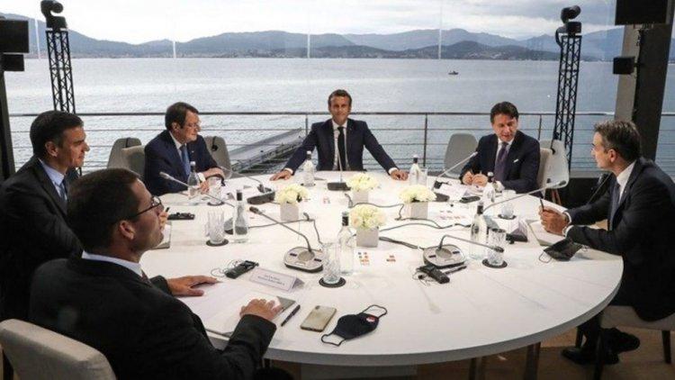 MED7 Group Conference: Πλήρης στήριξη σε Ελλάδα και Κύπρο και ξεκάθαρη προειδοποίηση για κυρώσεις στην Τουρκία
