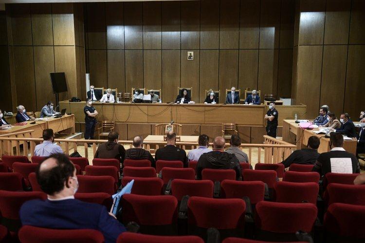 Golden Dawn trial: Στη φυλακή το διευθυντήριο της Χρυσής Αυγής!! Ποιοι πέντε βουλευτές αφέθηκαν ελεύθεροι!! Σε ποιες φυλακές θα οδηγηθούν!!