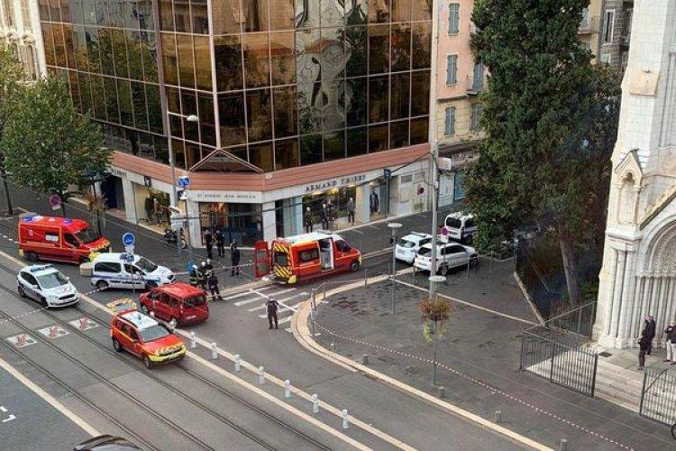 France - Nice: Επίθεση με μαχαίρι στην Νίκαια της Γαλλίας μ' έναν νεκρό και πολλούς τραυματίες