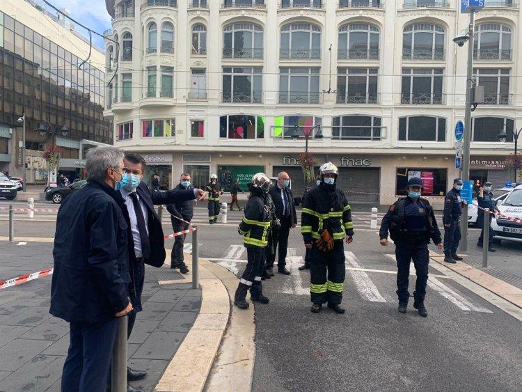 France – Nice: Επίθεση με μαχαίρι στη Νίκαια με τρεις νεκρούς και πολλούς τραυματίες
