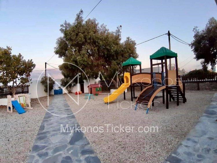 Mykonos - Nursery clossures: Αναστέλλεται η λειτουργία των Παιδικών Σταθμών του Δήμου Μυκόνου για δύο εβδομάδες
