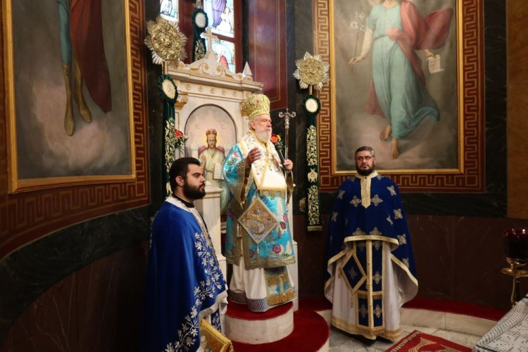 His Eminence Dorotheos B': Με τη βοήθεια του Θεού και των ιατρών και νοσηλευτών, μόνον ενωμένοι μπορούμε να νικήσουμε κάθε εχθρό