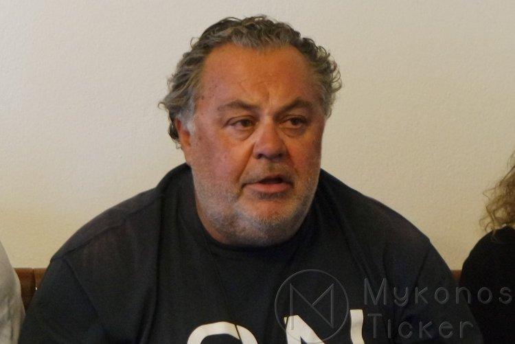 "Mykonos – Φ. Βιγλιάρης: Σε ""απρόοπτη βλάβη"" η διακοπή νερού στην Ανω Μερά"