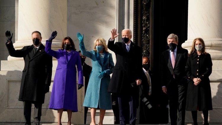 Biden and Harris Inauguration: Live - Η ορκωμοσία Μπάιντεν λεπτό προς λεπτό