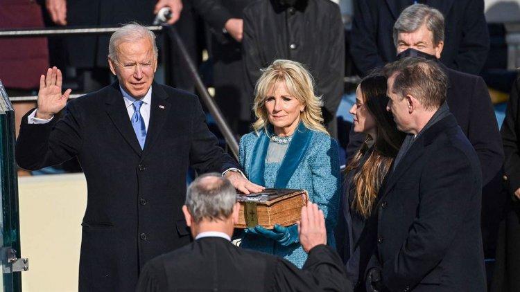 President Biden: Ο Τζο Μπάιντεν ορκίστηκε 46ος πρόεδρος των ΗΠΑ - Να σταματήσουμε τον εσωτερικό πόλεμο, θα είμαι Πρόεδρος για όλους τους Αμερικανούς