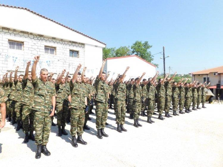 Mandatory military service: Την αύξηση της θητείας κατά τρεις μήνες στον Στρατό Ξηράς αποφάσισε το ΚΥΣΕΑ - Ποιοι εξαιρούνται