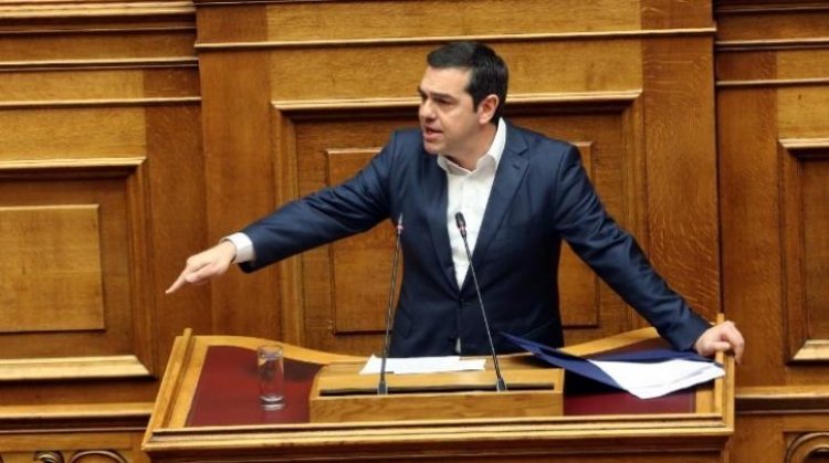 SYRIZA leader A. Tsipras:  Η κυβέρνηση έχει χάσει τον έλεγχο της πανδημίας και οδηγείται σε αντιδημοκρατικές μεθοδεύσεις