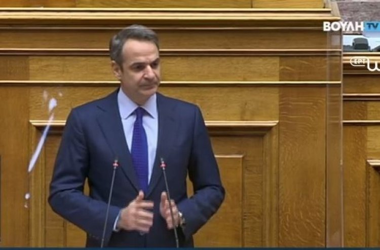 PM Mitsotakis: Το νομοσχέδιο απαντά με τόλμη στο διαχρονικό πρόβλημα της ασφάλειας των πανεπιστημίων