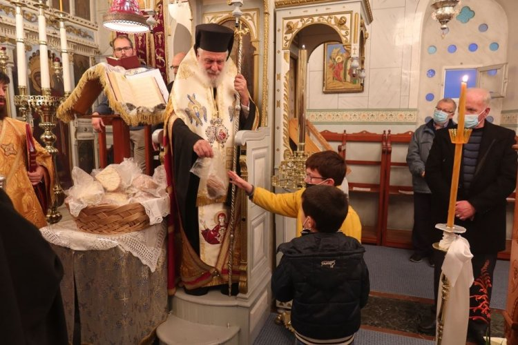 His Eminence Dorotheos B': Ποιμαντική επίσκεψη του Σεβασμιότατου κ. Δωρόθεου Β' στη νήσο Σίφνο