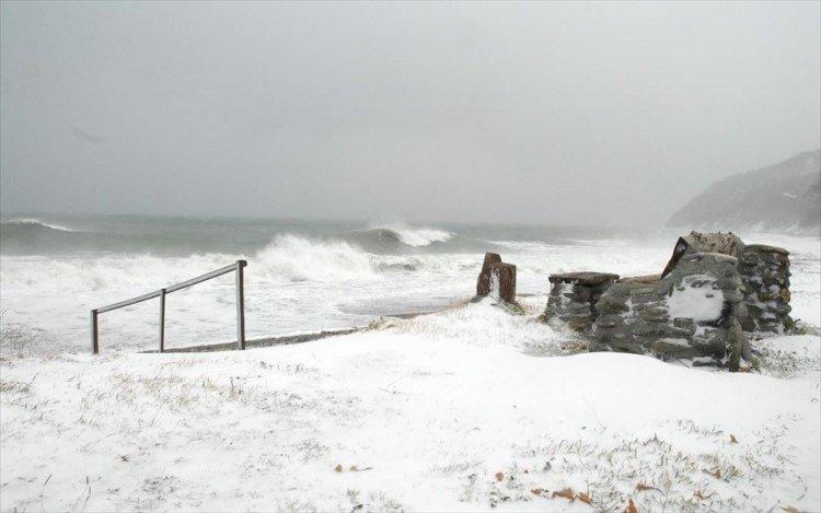 Cold front Medea - ΕΜΥ: Μία από τις εντονότερες των τελευταίων 40 ετών η χιονόπτωση που έπληξε τη χώρα